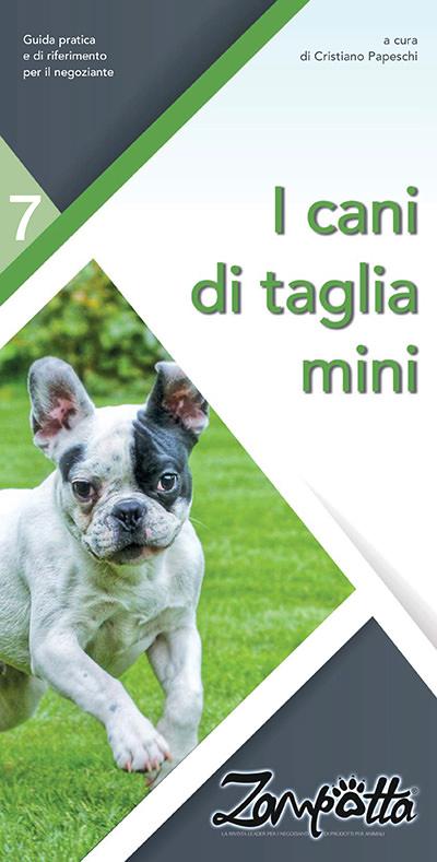 guida cani mini zampotta